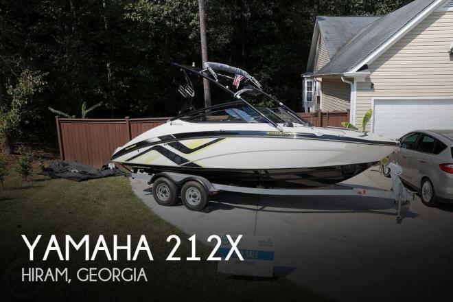 2015 Yamaha 212X - For Sale at Hiram, GA 30141 - ID 177549