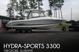 2006 Hydra Sports Vector 3300 VX