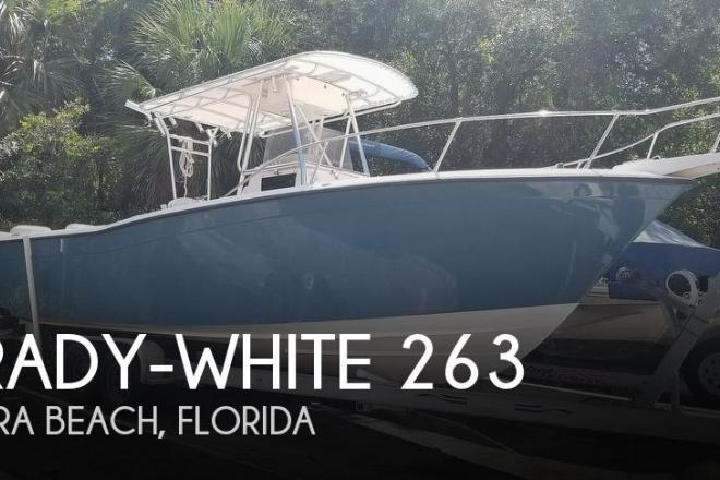 1997 Grady White 263 Chase - For Sale at West Palm Beach, FL 33407 - ID 148523
