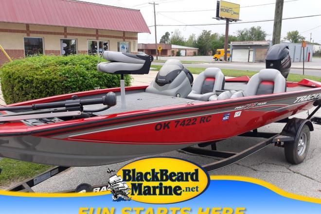 2016 Tracker Pro Team 175 - For Sale at Oklahoma City, OK 73127 - ID 171228