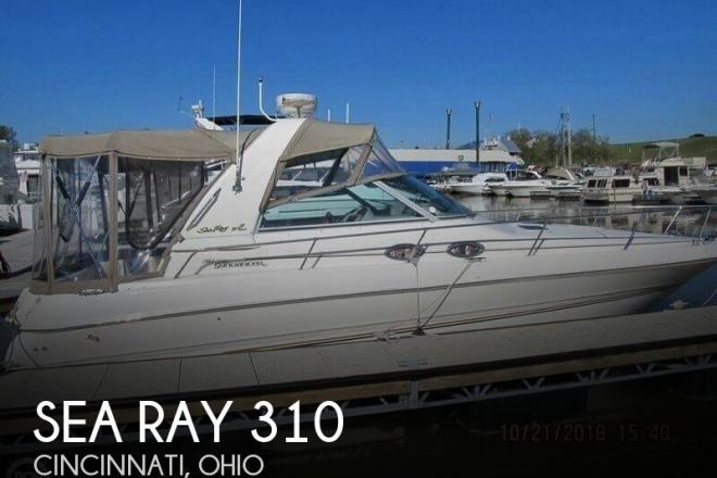 1998 Sea Ray 310 Sundancer - For Sale at Cincinnati, OH 45201 - ID 155225