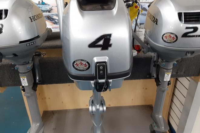 2020 Honda BF 4 AH LONG SHAFT 20 INCH