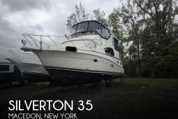 2009 Silverton 35 Motoryacht