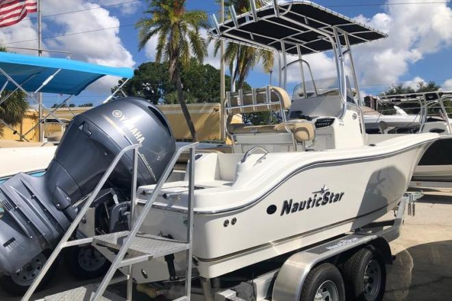 2019 Nautic Star 20 XS - For Sale at Saint Petersburg, FL 33710 - ID 158522