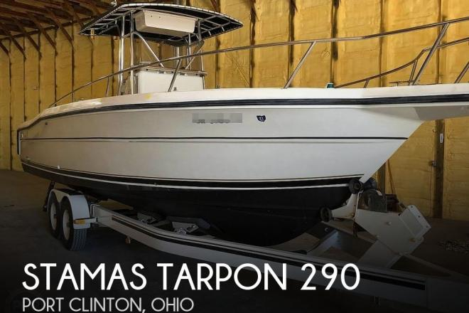 1997 Stamas Tarpon 290 - For Sale at Port Clinton, OH 43452 - ID 177022