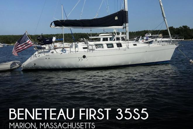 1989 Beneteau First 35s5 - For Sale at Marion, MA 2738 - ID 177212