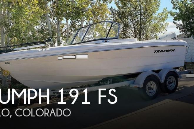 2011 Triumph 191 FS - For Sale at Pueblo, CO 81007 - ID 155266