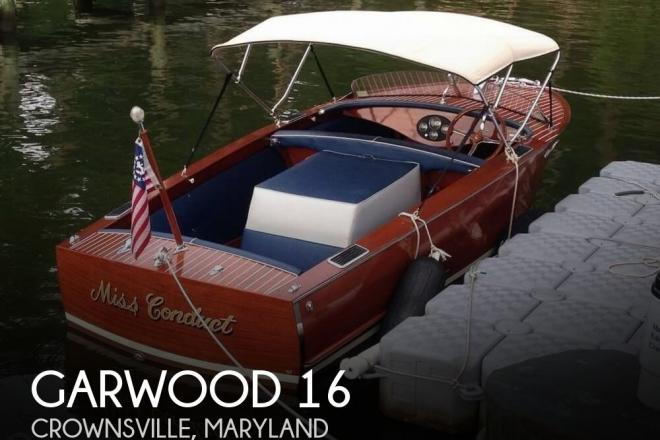 1947 Garwood 16 - For Sale at Crownsville, MD 21032 - ID 146727