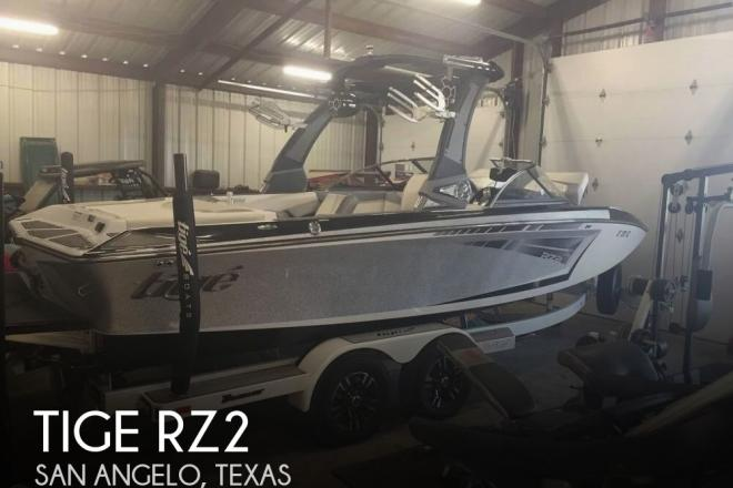 2017 Tige RZ2 - For Sale at San Angelo, TX 76905 - ID 154448