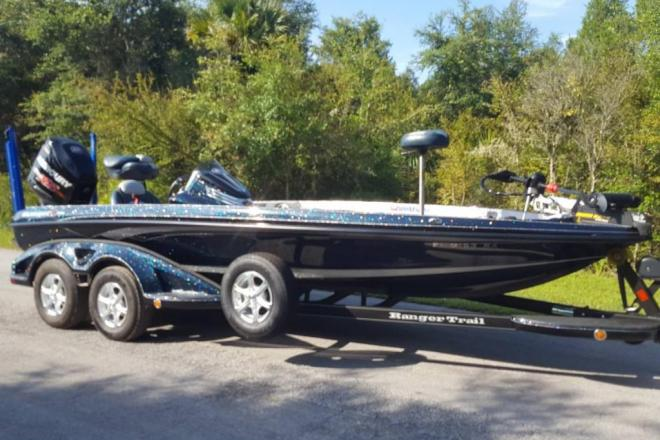 2016 Ranger Z520C Bass Boat - For Sale at Crystal River, FL 34423 - ID 179333