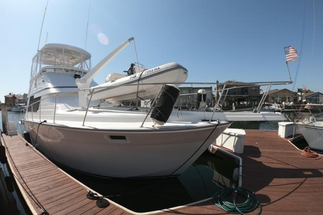 1989 Luhrs 400 Tournament SportFisher - For Sale at Huntington Beach, CA 92605 - ID 179344