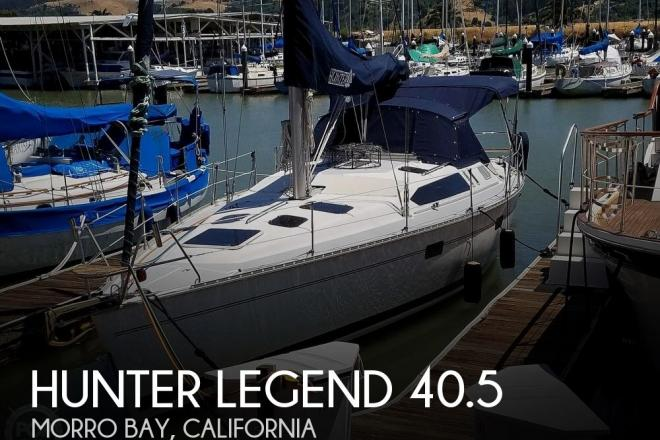 1997 Hunter Legend 40.5 - For Sale at Morro Bay, CA 93442 - ID 178327