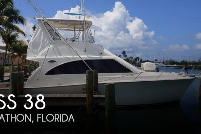 1993 Ocean Super Sport 38 - For Sale at Marathon, FL 33050 - ID 165526