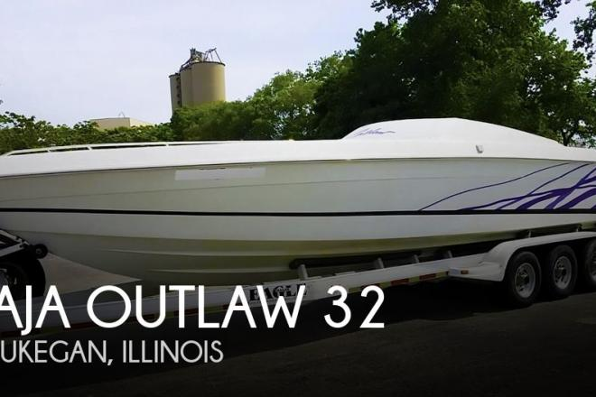1997 Baja Outlaw 32 - For Sale at Waukegan, IL 60085 - ID 124675