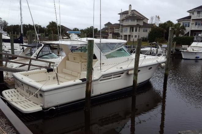 1998 Tiara 41 Open - For Sale at Wilmington, NC 28401 - ID 179406