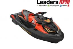 2020 Sea Doo RXT®-X® 300 IBR Eclipse Black and Lava Red