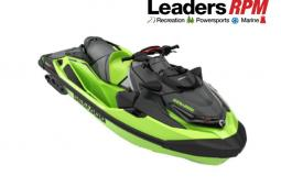 2020 Sea Doo RXT®-X® 300 IBR & Sound System California Green and Black
