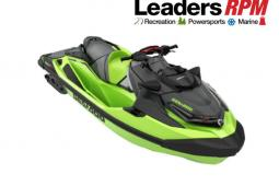 2020 Sea Doo RXT®-X® 300 IBR California Green and Black