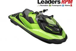 2020 Sea Doo RXP®-X® 300 California Green Metallic and Black