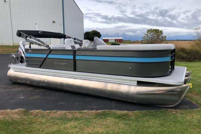 2019 Crest II 220 SLC - For Sale at Richland, MI 49083 - ID 158278