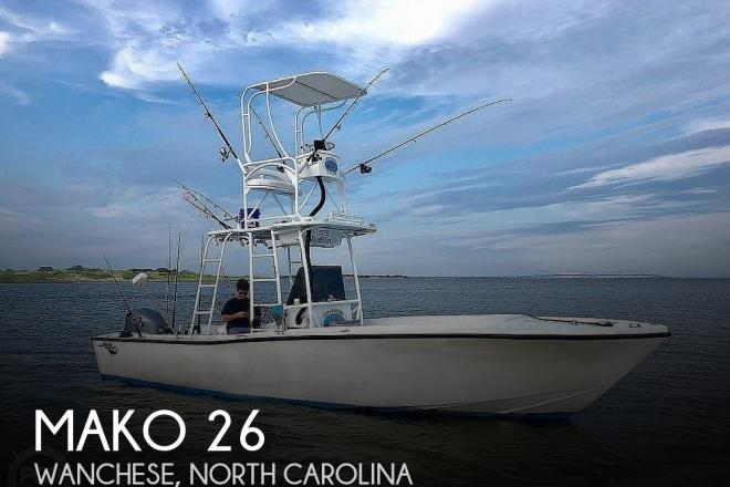 1977 Mako 26 Center Console - For Sale at Kill Devil Hills, NC 27948 - ID 178279