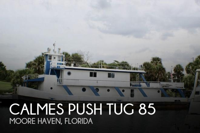 1954 Other Push Tug 85 - For Sale at Moore Haven, FL 33471 - ID 177294