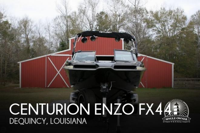 2014 Centurion Enzo FX44 - For Sale at Dequincy, LA 70633 - ID 156727
