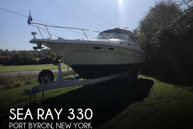 1995 Sea Ray 330 Sundancer - For Sale at Port Byron, NY 13140 - ID 178696