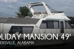 1997 Holiday Mansion Coastal Commander 490