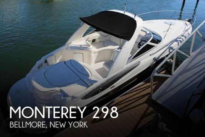 2003 Monterey 298 Sport Cruiser - For Sale at Seaford, NY 11783 - ID 179222
