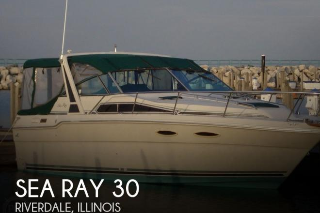 1988 Sea Ray 300 Weekender - For Sale at Riverdale, IL 60827 - ID 179899
