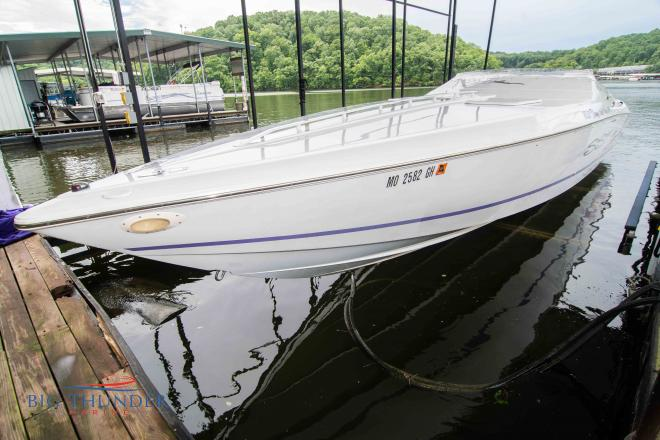 1998 Baja 36 Outlaw - For Sale at Lake Ozark, MO 65049 - ID 171126