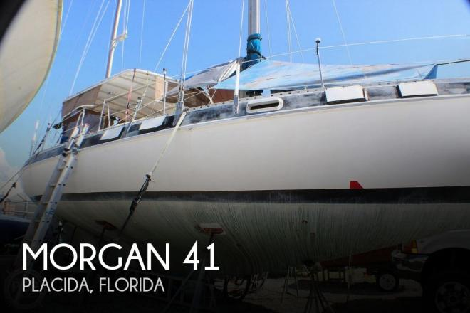 1983 Morgan Out Island 41 - For Sale at Placida, FL 33946 - ID 179613