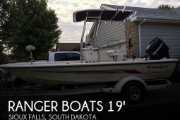 2007 Ranger Bay 2000