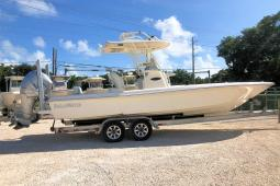 2016 Shearwater 27 Carolina Bay Boat