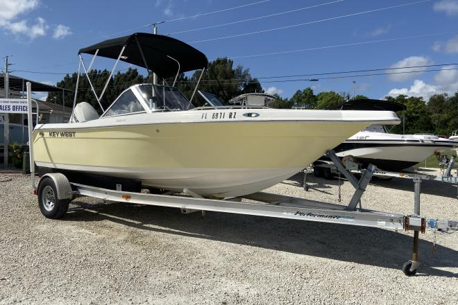 2011 Key West 2020 Dual Console - For Sale at Port Charlotte, FL 33953 - ID 180146