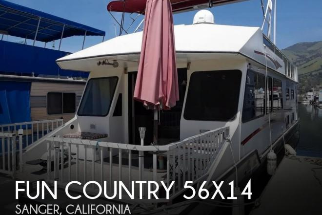 1998 Fun Country 56x14 - For Sale at Sanger, CA 93657 - ID 142027