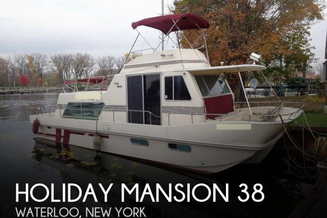 1989 Holiday Mansion Baracuda 38 - For Sale at Waterloo, NY 13165 - ID 179972