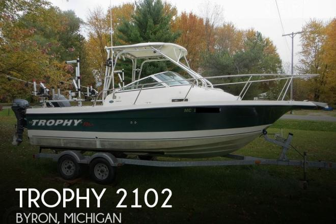 2011 Trophy 2102 - For Sale at Lennon, MI 48449 - ID 140175
