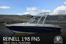 2009 Reinell 198 FNS