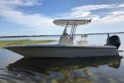2019 Shearwater 250 Carolina Bay TE Center Console