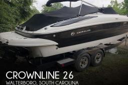 2006 Crownline 262 EX