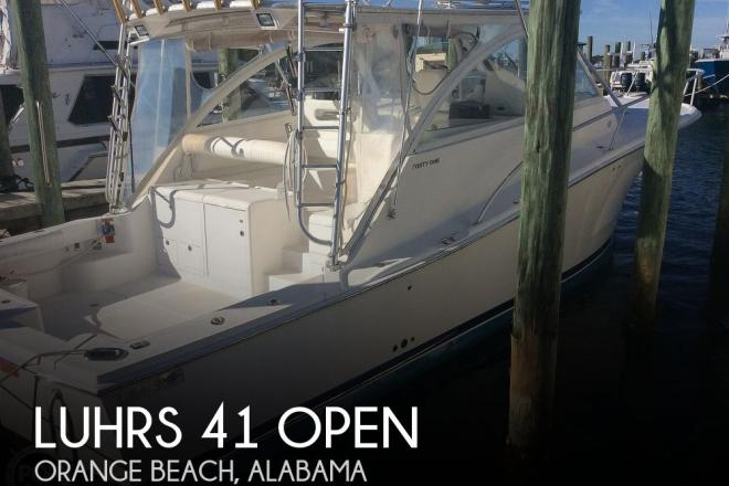 2007 Luhrs 41 Open - For Sale at Orange Beach, AL 36561 - ID 180115