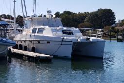 2003 Endeavour 44 Trawler