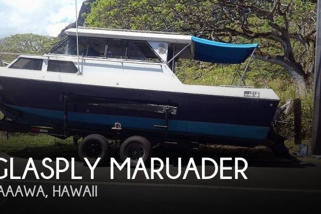 1985 Glasply Maruader GP-2510 - For Sale at Kaaawa, HI 96730 - ID 180515