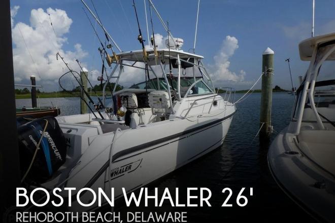 2001 Boston Whaler 275 Conquest - For Sale at Stockton, MD 21864 - ID 172691