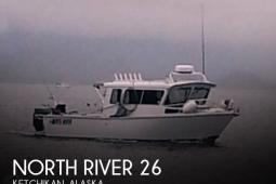 2014 North River 26 Seahawk Offshore