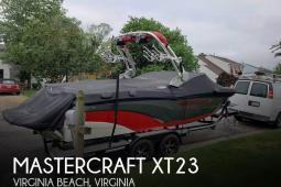 2017 Mastercraft XT23
