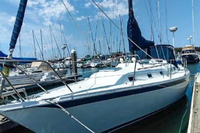 1983 Ericson 38 Sloop - For Sale at Richmond, CA 94801 - ID 180752
