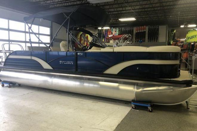 2019 Sylvan Mirage Cruise LE - For Sale at Round Lake, IL 60073 - ID 166328